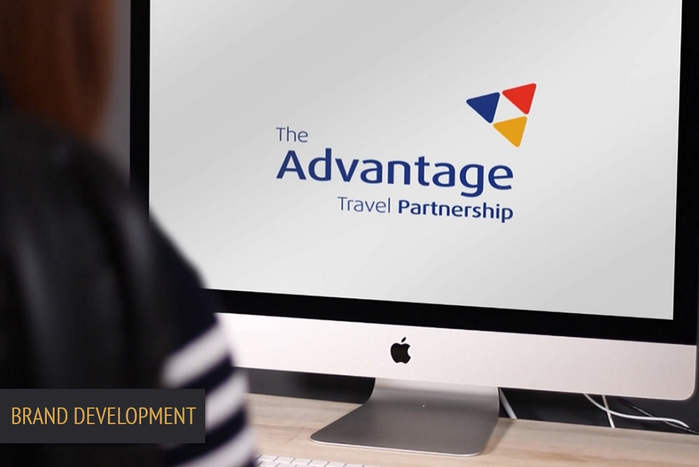 Brand Elect Advantage Travel Brand Development HERO