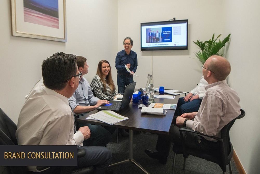 Brand Elect Audley Brand Consultation
