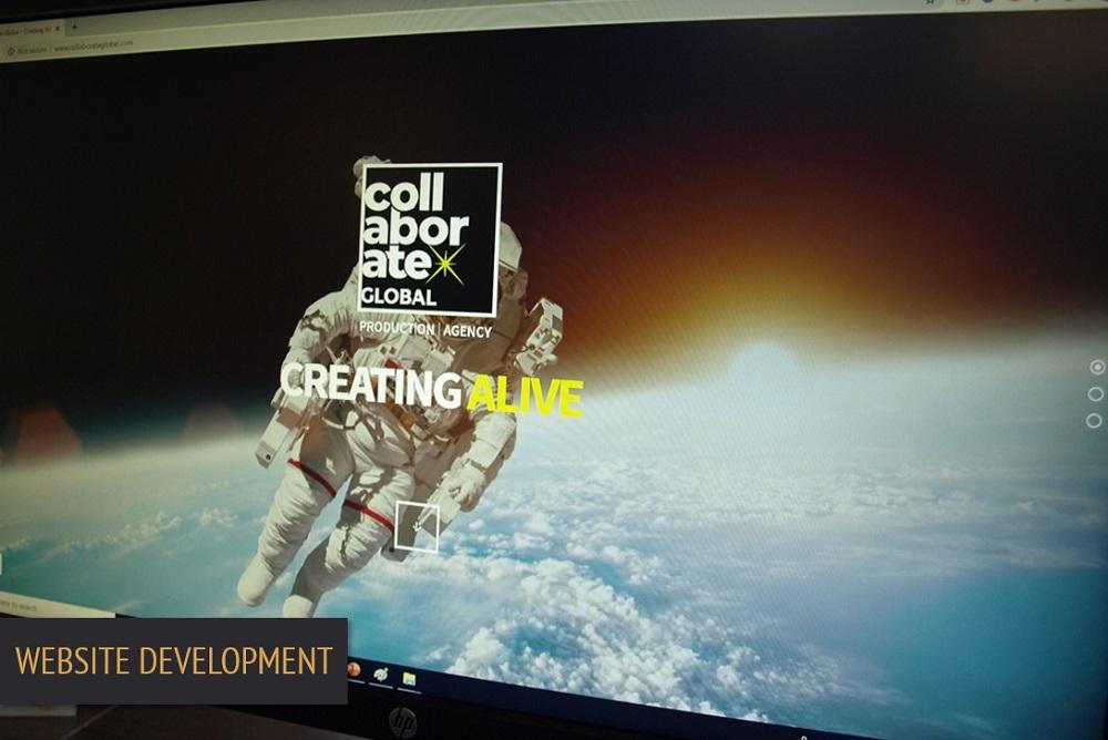 Brand Elect Collaborate Website Development