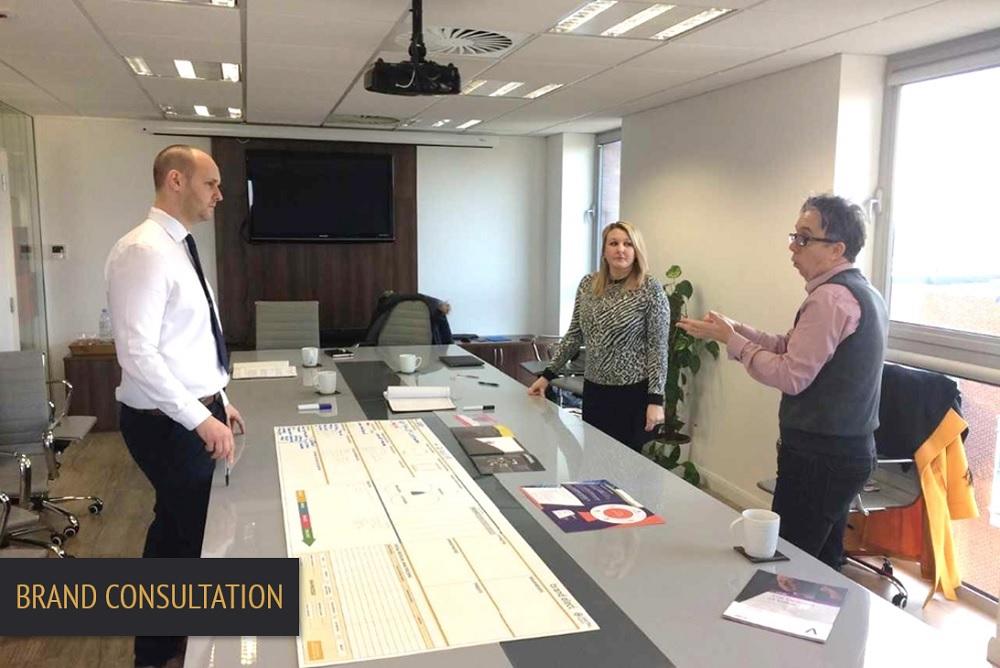 Brand Elect Poppet Construction Brand Consultation