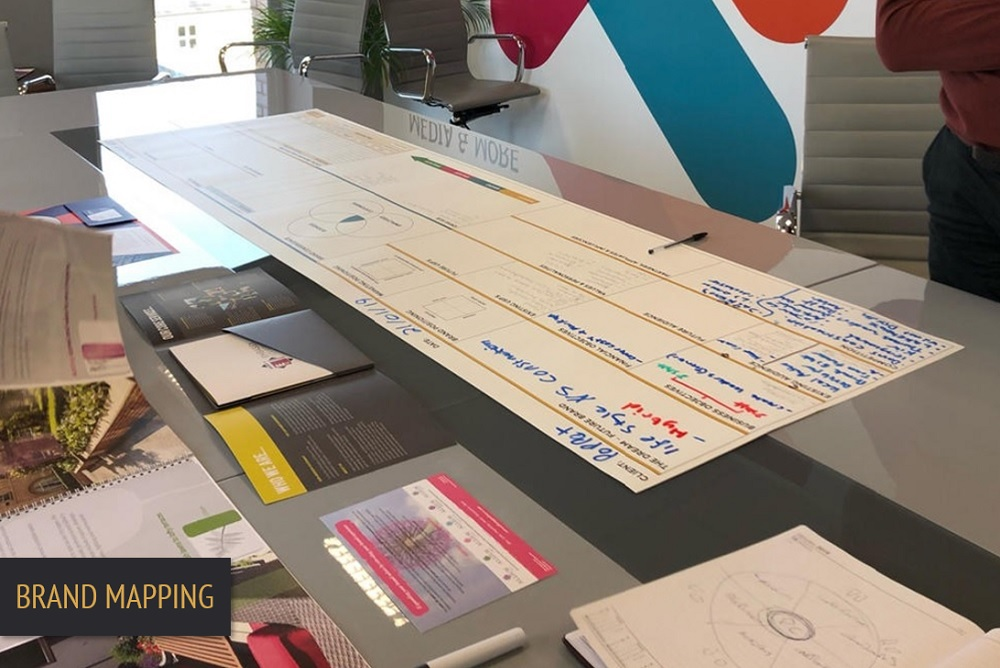 Brand Elect Poppet Construction Brand Mapping