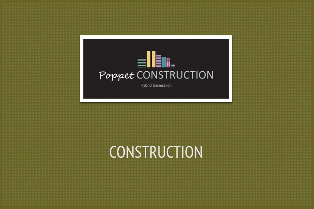 Poppet Construction