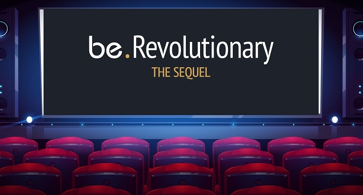 Be Revolutionary – The Sequel.