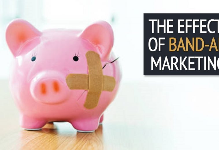 The Effects of Band-aid Marketing – but not in the conventional sense